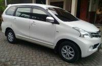 Jual Toyota: Avanza Tipe G th 2013 pemakaian Januari 2014