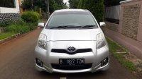 Jual Toyota Yaris E 1.5cc Automatic Thn.2012 SERVICE RECORD