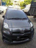 Jual Toyota Yaris S TRD MT Manual Grey 2012
