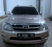 Jual Toyota Fortuner G Diesel 2008