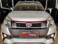 Jual Toyota Rush 1.5 S TRD Sportivo Ultimo AT 2017 Silver