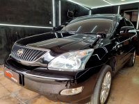 Jual Toyota Harrier 240 G L-Premium AT 2005 Hitam