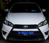 Dijual Toyota Yaris TRD Sportivo 2014 putih, 1.5 S A/T