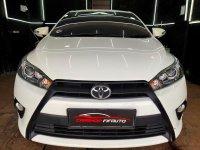 Jual Toyota Yaris 1.5 G AT 2016 Putih