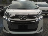 Jual Toyota: New VELLFIRE 2.5 G A/T ATPM Astra