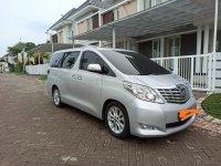 Jual Toyota: Butuh Uang, Oper Kredit Alphard 2010 Body Luar Dalam Mulus, Ac Dingin