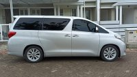 Jual Toyota: Oper Kredit Alphard 2010 Byar 125jt Aja Tinggal Nerusin Cicilan 7,1jt/