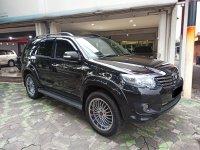 Jual Toyota Fortuner G Diesel MT 2012