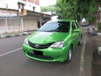 Jual Toyota Etios MT Manual 2013