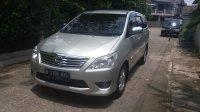 Toyota: dijual innova diesel matic 2013 196 juta