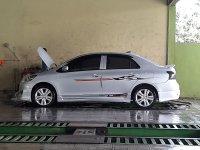 Jual Toyota Vios 2012 full variasi tinggal Gas Harga lelang tertinggi