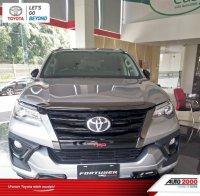 Jual Toyota: Ready fortuner vrz sulver 2019