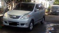 Jual Toyota Avanza G SIlver 1.3 VVTI Manual 2007 B Tangerang