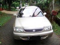 Jual Toyota: Soluna GLi manual 2001 coklat metalik/campagne mulus gress terawat