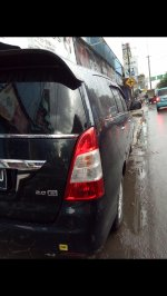 Toyota: DIJUAL KIJANG INNOVA BLACK MULUS AUTOMATIC MURAH MERIAH