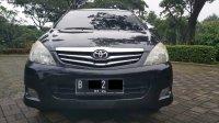 Jual Toyota Kijang Innova 2.0 G AT Bensin 2010,Idola Keluarga Sejati