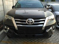 Jual Promo Toyota Fortuner VRZ AT Dsl Lux Ready stock