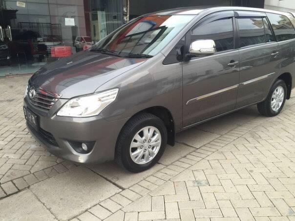 Dijual Kijang Grand Innova 2 0 Type G Mt 2012 Mobilbekas Com