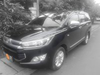Toyota: Jual Innova Reborn 2016 Q/MT bensin