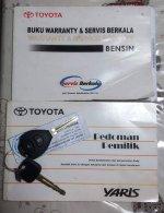 Toyota: Yaris Manual Bebas Banjir km rendah 57rb ASLI RECORD, Yaris 2013 (10.jpg)