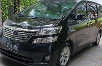 Toyota: Dijual cepat mobil Vellfire AT 2008 , tangan pertama