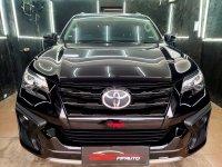 Jual Toyota Fortuner 2.4 VRZ TRD AT 2018 Hitam