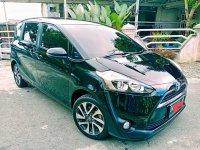Jual Toyota Sienta Tipe V 2016 ( Black )