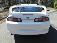 Jual Neatly Used 1994 Toyota Supra Twin Turbo w/Sport Roof