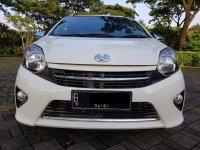 Jual Toyota Agya 1.0 G AT 2016,Meredam Kecapekan Dalam Bermobilitas
