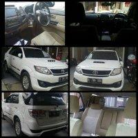 Jual Toyota FORTUNER TRD SPORTIVO DIESEL 2014 MATIC MURAH