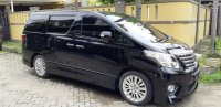 Jual TOYOTA ALPHARD 2.4 SC PREMIUM SOUND AT 2012 built up JAPAN