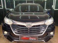 Toyota Avanza 1.3 G MT Manual 2016 Hitam