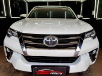 Jual Toyota Fortuner 2.4 VRZ AT 2017 Putih