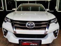Jual Toyota Fortuner 2.4 VRZ AT 2017 Putih