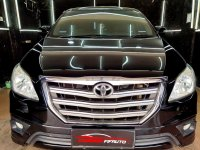 Jual Toyota Kijang Innova 2.0 G Luxury AT 2014 Hitam