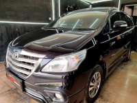 Jual Toyota Kijang Innova 2.0 G Luxury AT 2015 Hitam