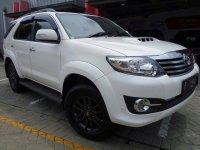 Jual Toyota: 340juta Fortuner G Matic 2015