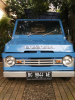 Toyota Kijang Pick Up: Kijang BUAYA 1980 K3 Kolektor item, 90% Ori (index1.jpg)
