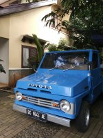 Toyota Kijang Pick Up: Kijang BUAYA 1980 K3 Kolektor item, 90% Ori (index3.jpg)