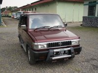 Jual Toyota KIJANG SUPER KF 42 SHORT 1996 MANUAL ORIGINAL ANTIK TERAWAT