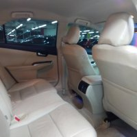 Jual Toyota Camry V hitam 2015 at