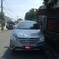 Jual Toyota innova type G 2015 bensin