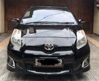 Jual Toyota Yaris Type E Automatic Hitam 2013 Jakarta Selatan