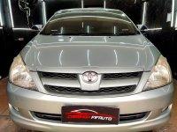 Jual Toyota Kijang Innova 2.0 G MT 2007 Hijau Metalik