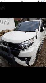 Toyota Rush TRD Manual tahun 2015 atas nama pembeli