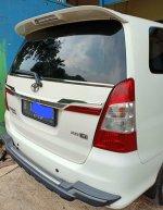 Jual Toyota Innova Tipe G tahun 2014 pemakaian 2015.
