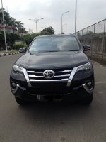 Jual Toyota Fortuner 2016 VRZ 4X2 AT