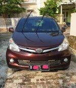 Jual Toyota Avanza E modif G Maroon