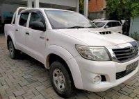 Jual Toyota Hilux E 25 dobel cabin 4x4 mulus