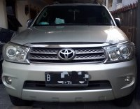 Jual TOYOTA FORTUNER 2.7 G LUXURY AT 2010